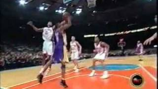 Kobe With No Regard For Human Life