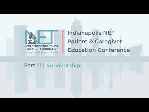 11 Survivorship of Neuroendocrine Tumors; Theresa Wittenberg, Stanford University,