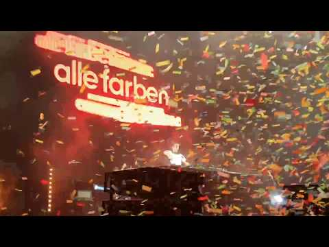 Alle Farben - Music is my best friend (live)  @ Stars for free 2018 Berlin RTL 104.6