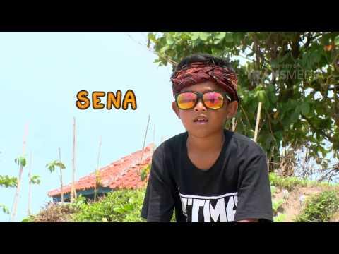 MTMA KIDS - Serunya Bermain di Pantai Sayang Heylang, Jawa Barat (5/3/2017) Part 1
