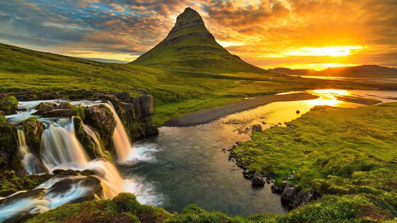 Исландия, островное государство (рассказывает Ольга Хараманян)