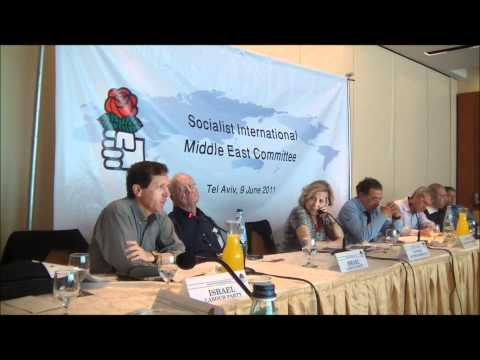 socialist international discussion
