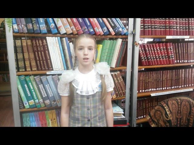 Изображение предпросмотра прочтения – АннаПушина читает произведение «У кроватки» М.И.Цветаевой