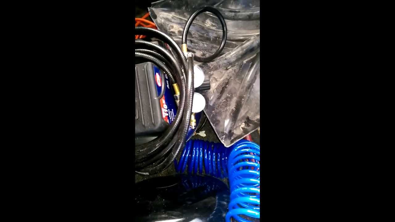 Budget Jeep Jk Power Inverter Air Compressor Youtube Wiring