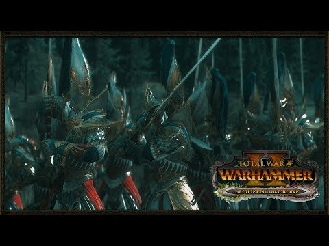 The Battle Of The Sword! - Total War Warhammer 2 gameplay |
