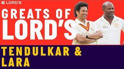 Clash of the Titans | Sachin Tendulkar vs Brian Lara | Who's The Greatest?