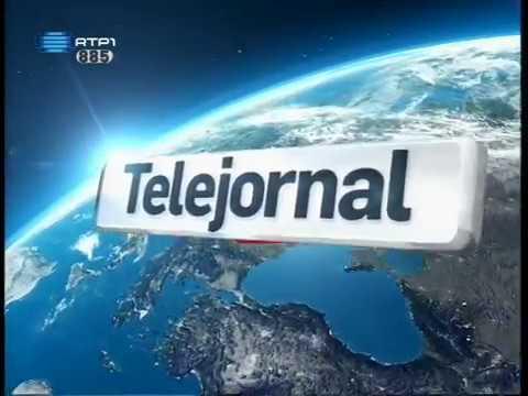 Telejornal RTP1 2012