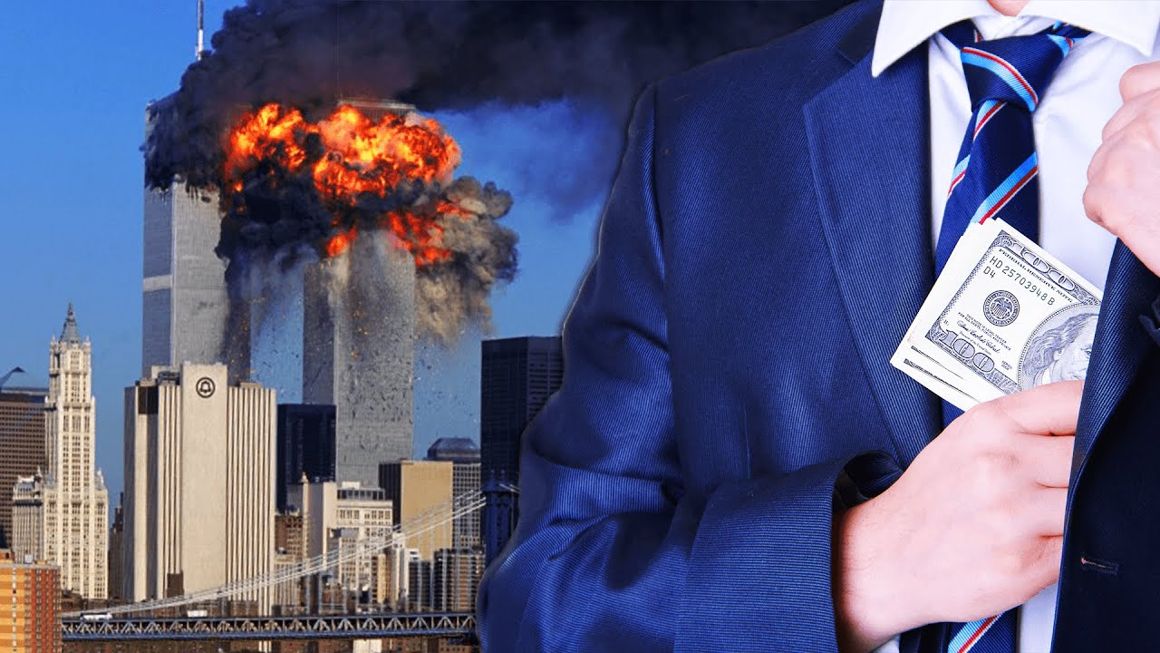 How CIA Insiders Made Billions with 9/11 Stock Options | Shaun Attwood