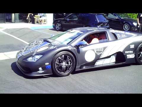 SSC ULTIMATE AERO at Supercar Club LA