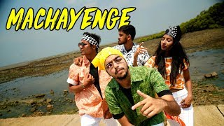 Machayenge - Emiway Bantai Dance Choreography || Team Fraction