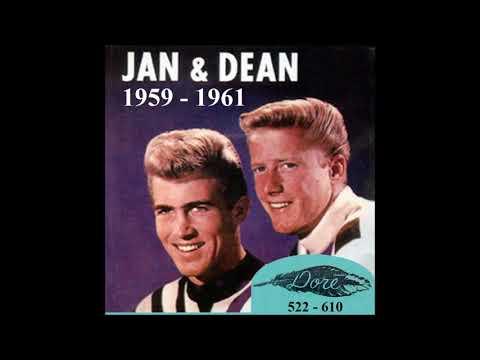Jan & Dean - Dore 45 RPM Records - 1959 - 1961