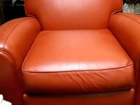 Professional Leather Color Change Procedure