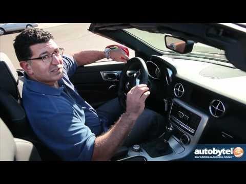 2012 Mercedes-Benz SLK350 Roadster Test Drive & Car Review