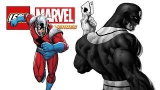 LEGO: Marvel Super Heroes -  Ant-Man & Bullseye (FREE ROAM)