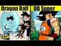 El Imposible Reencuentro De Goku y Bardock