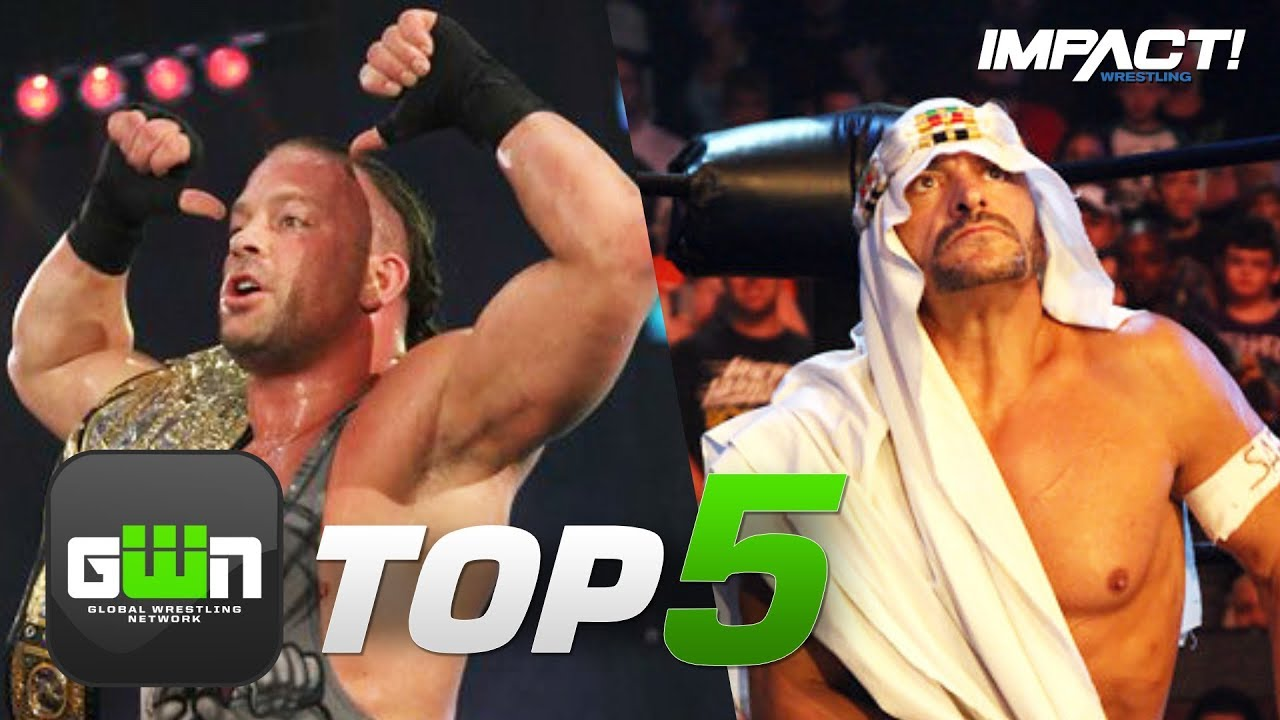 5 Most EXTREME Sabu & RVD Moments in IMPACT Wrestling | GWN Top 5