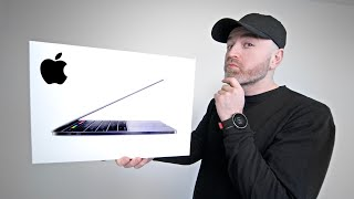 "Unboxing Apple's ""New"" MacBook Pro 13"
