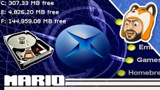 How to Upgrade a Hard Drive on a Softmodded Original Xbox | Xbox Softmod HDD Upgrade Tutorial