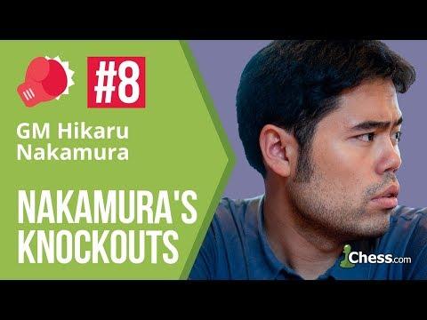 Nakamura's Knockouts: Vs The Chess Prodigies