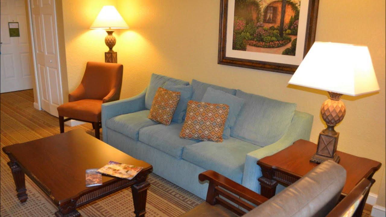 Wyndham Bonnet Creek Resort 2 Bedroom YouTube