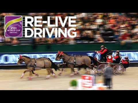 RE-LIVE | FEI World Cup™ Driving - 2nd competition | Leipzig