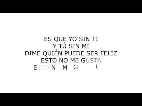 El Perdon (Lyrics in Spanish) By Enrique Iglesias and Nicky Jam