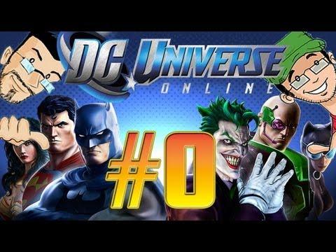 DC UNIVERSE #0 - La genesi