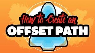 Adobe Illustrator CC uzaklığı bir yol oluşturmak için nasıl