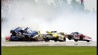 Top 15 Worst NASCAR Crashes in History