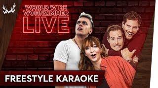 FREESTYLE KARAOKE! (mit Mirella & Simon Will) | #WWWLive