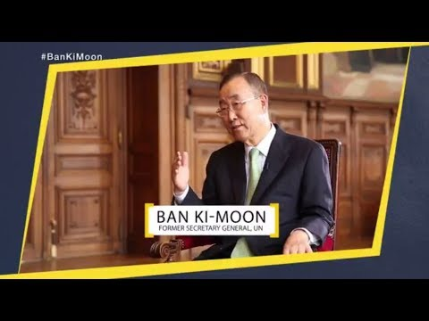 Global Leadership Series: WION interviews Ban Ki-moon