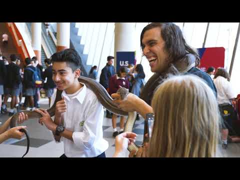 Melbourne Secondary Expo Highlights!
