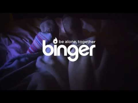 This app concept is Tinder for binge-watchers