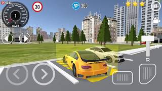 Car Driving School 3D / Car Parking Simulator / Android Gameplay FHD #3