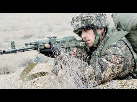 Uzbekistan army