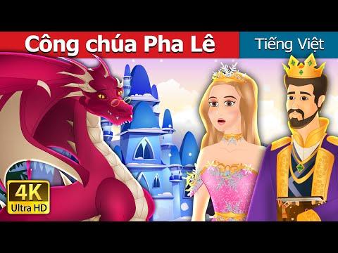 Công chúa Pha Lê   Princess Crystal in Vietnam   Truyện cổ tích việt nam