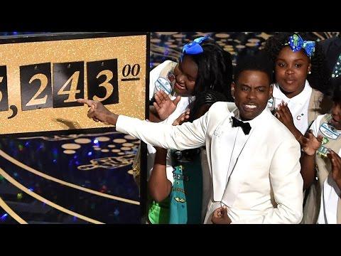 Oscars 2016: Chris Rock Best & Worst Moments