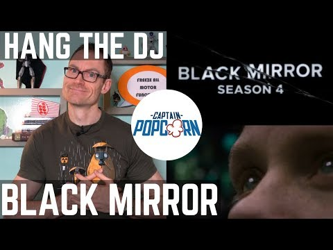 BLACK MIRROR Saison 4 Hang the DJ : Amour, Liberté et Destin