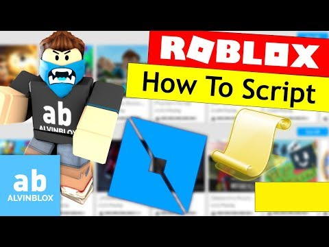 Roblox How To Script – Beginners Roblox Scripting Tutorial
