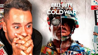 REACCIONANDO AL NUEVO CALL OF DUTY BLACK OPS: COLD WAR - TheGrefg