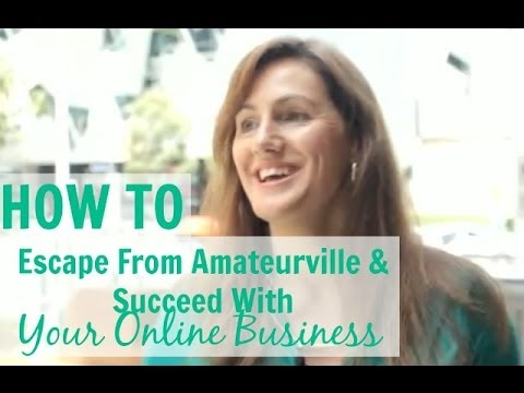 How to Escape From Being an Amateur Entrepreneur and Turn Pro