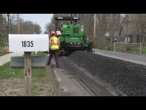 Baird Road Project Phase 3: Milling and Repaving RAW