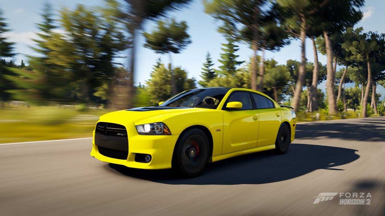 Forza Horizon 2 Speirs Dodge Charger Superbee Gameplay