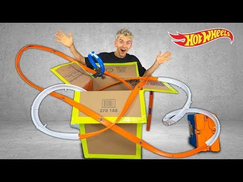 SUPER RARE HOT WHEELS MYSTERY BOX CHALLENGE!!