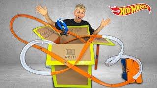 SUPER RARE HOT WHEELS MYSTERY BOX CHALLENGE!!