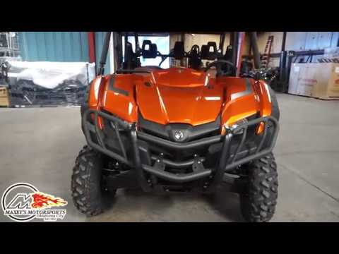 2020 Yamaha Viking Vi Eps Ranch Edition In Orange At Maxeys In Oklahoma City Youtube