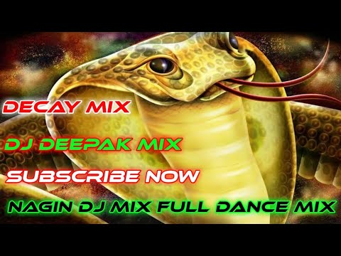 Nagin Dj Mix Full Dance Mix Dj Deepak Mix // Decay Mix Nagin Been Hard Kick Dj Mix D4u Odia