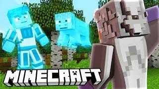 Minecraft Ferajna 4.5- SPOTKAŁEM DUCHA RAMBKA!