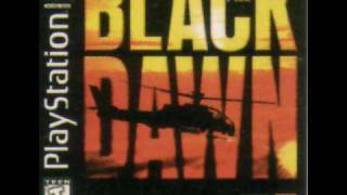 "PlayStation / Sega Saturn - Black Dawn - ""Action Theme"""