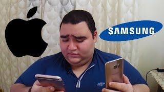 IPhone 6S plus VS SAMSUNG GALAXY S7 edge \ مقارنة بين جهازى